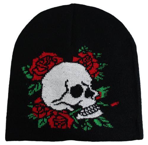 Winter Beanie - Let's Tango Skull