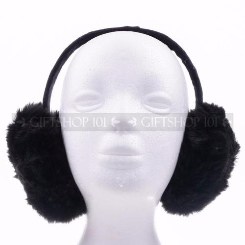 Muffs Ear Warmer - Black