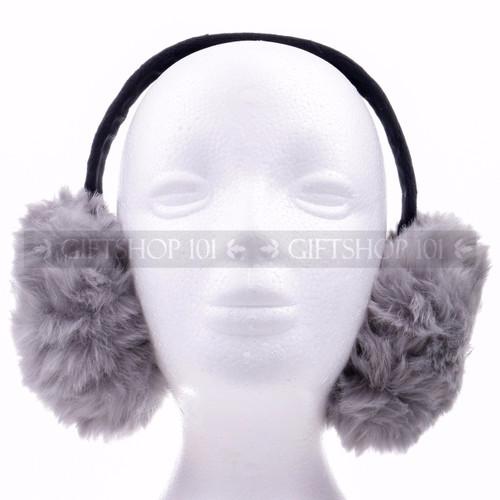 Muffs Ear Warmer - Gray