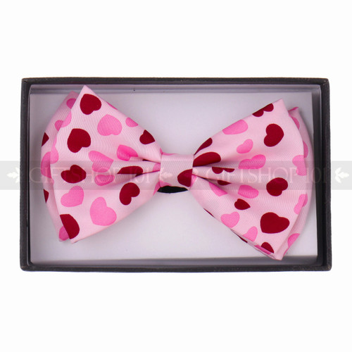 Bow Tie - Valentine Hearts