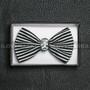 Bow Tie - Sally / Black&White