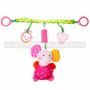 """16"""" WILD ANIMAL ELEPHANT BABY STOLLER AND CARSEAT TOY"""