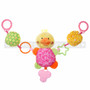 "22"" CUTE ANIMAL DUCK BABY STOLLER AND CARSEAT TOY"