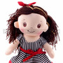 "16"" Emma Doll With Spanish Musical - Detail"