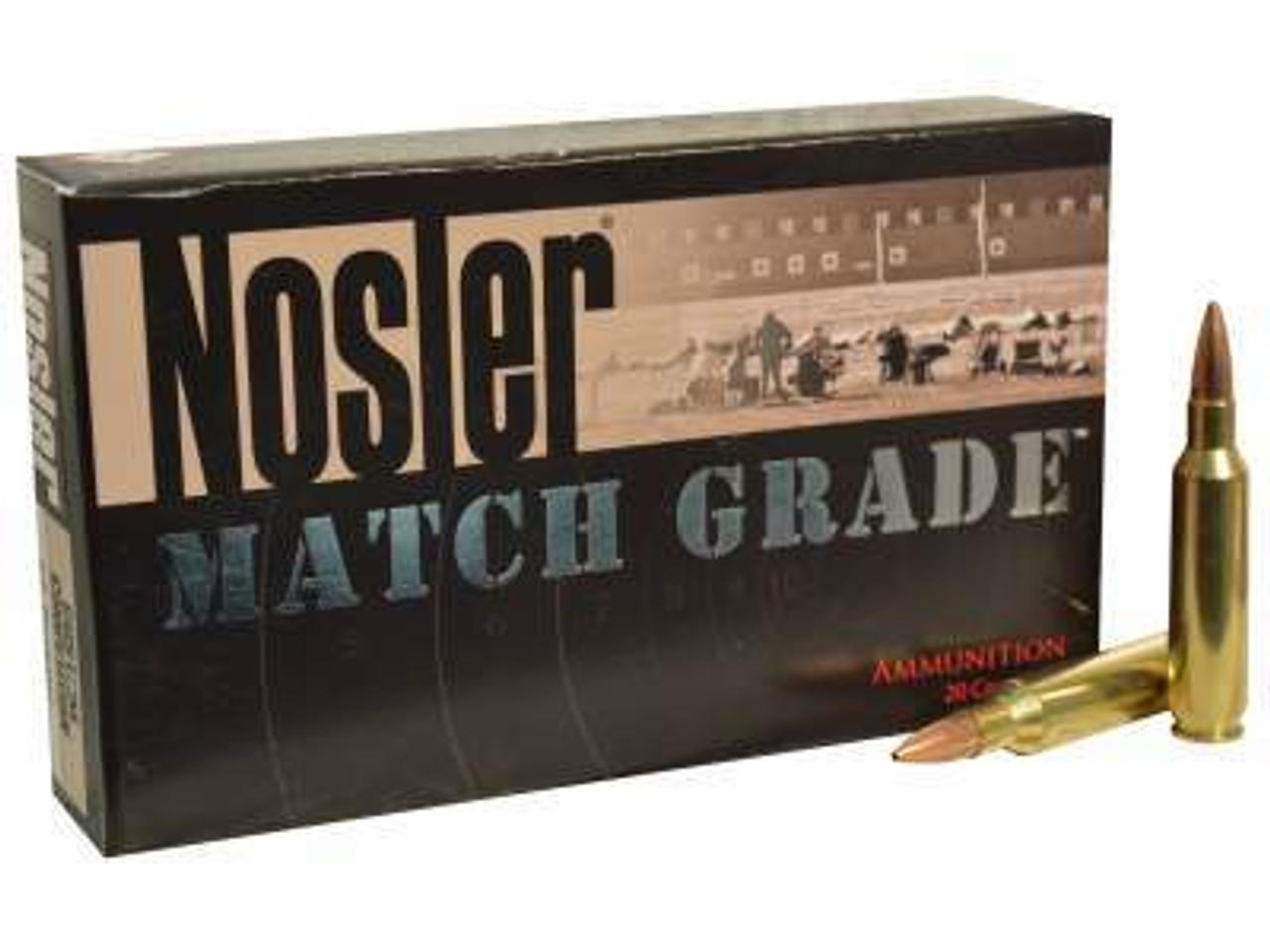 22 Nosler Ammo
