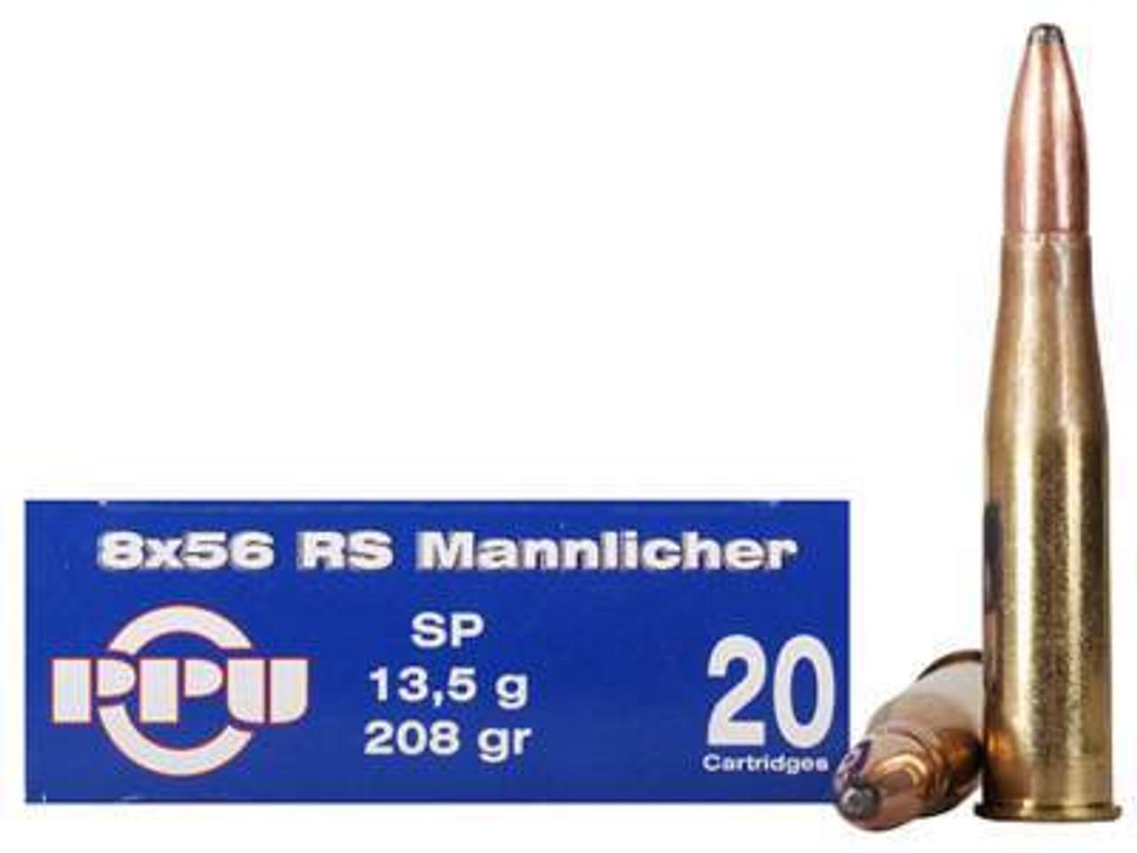 8x56mmR Ammo
