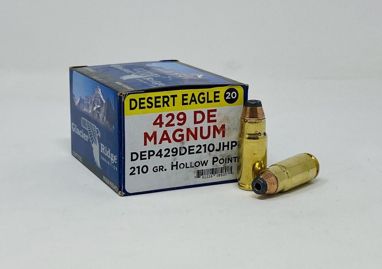429 DE Magnum Ammo
