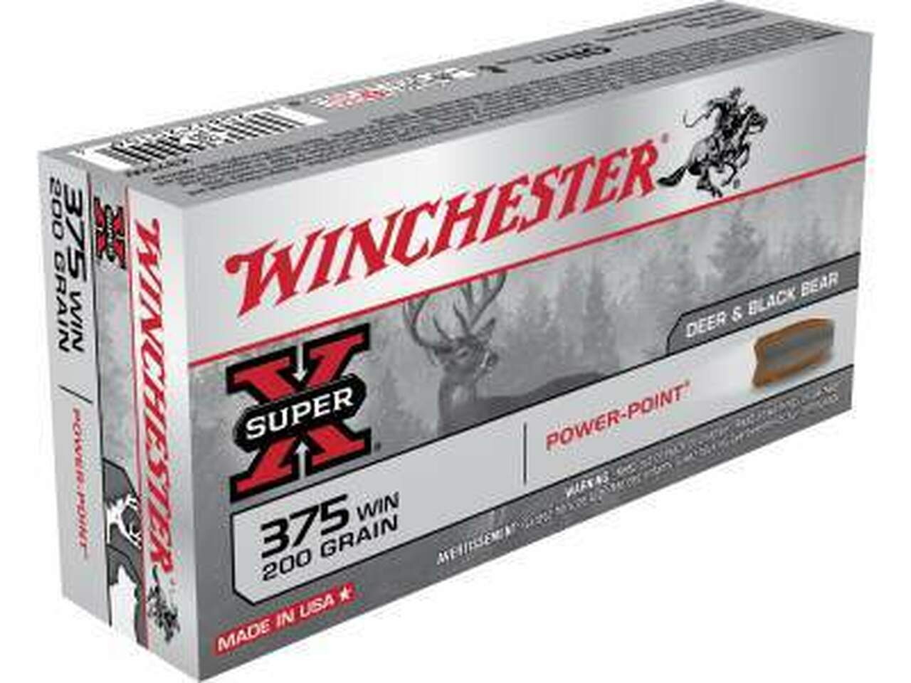 375 Winchester Ammo