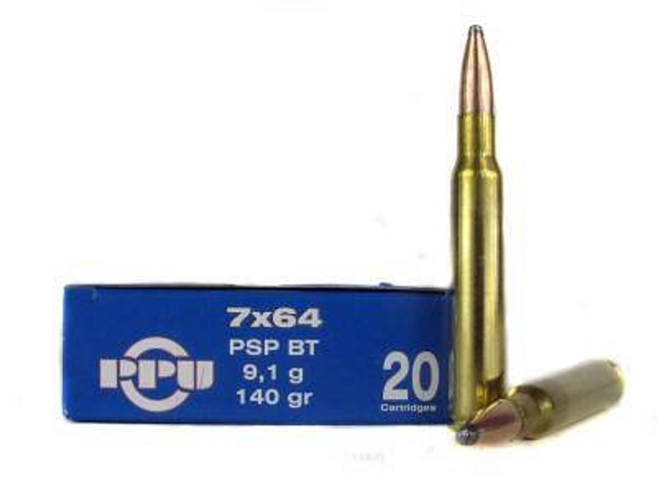 7x64mm Ammo