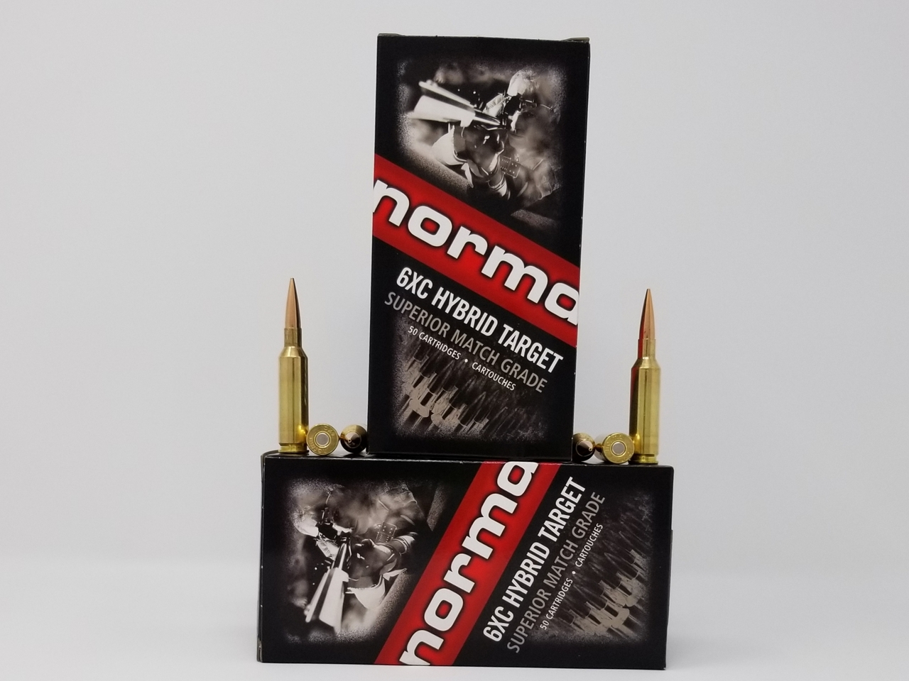 6mm XC Ammo