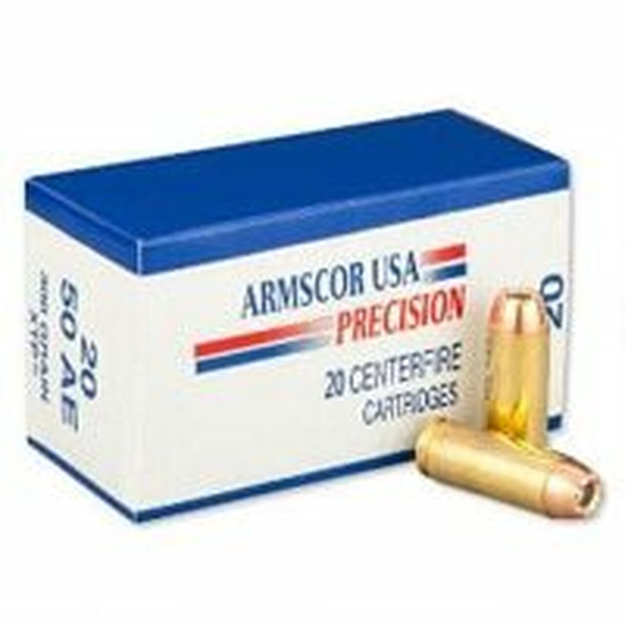 50 Action Express Ammo