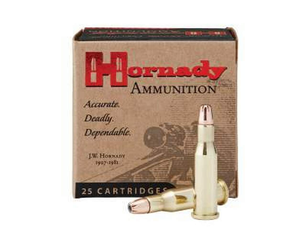 218 Bee Ammo
