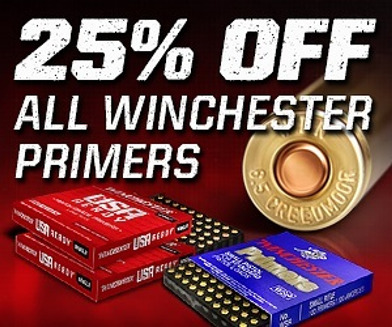 Winchester Primer Rebate