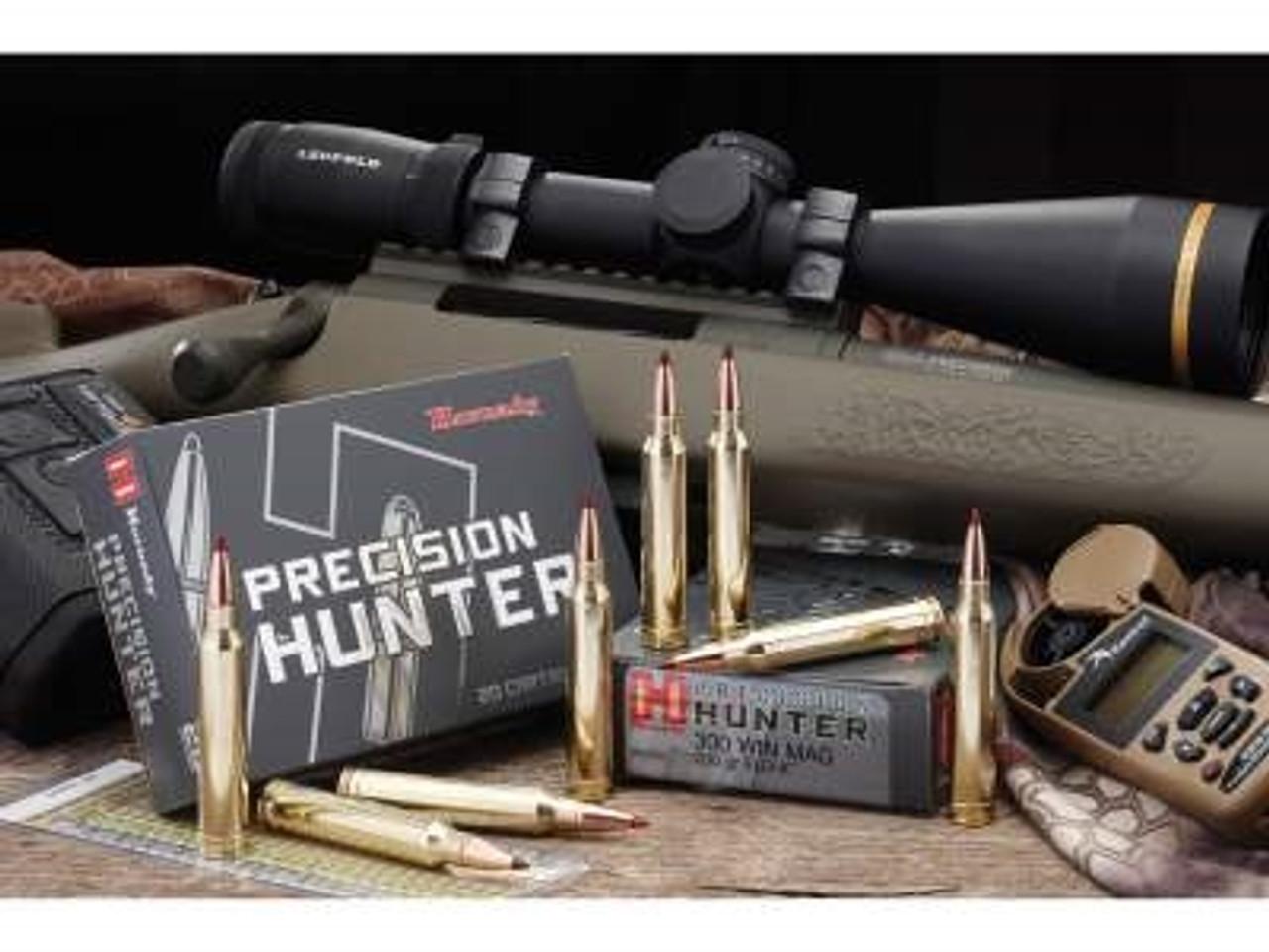 Hornady 7mm Rem Mag Precision Hunter H80636 162 gr ELD-X 20 rounds