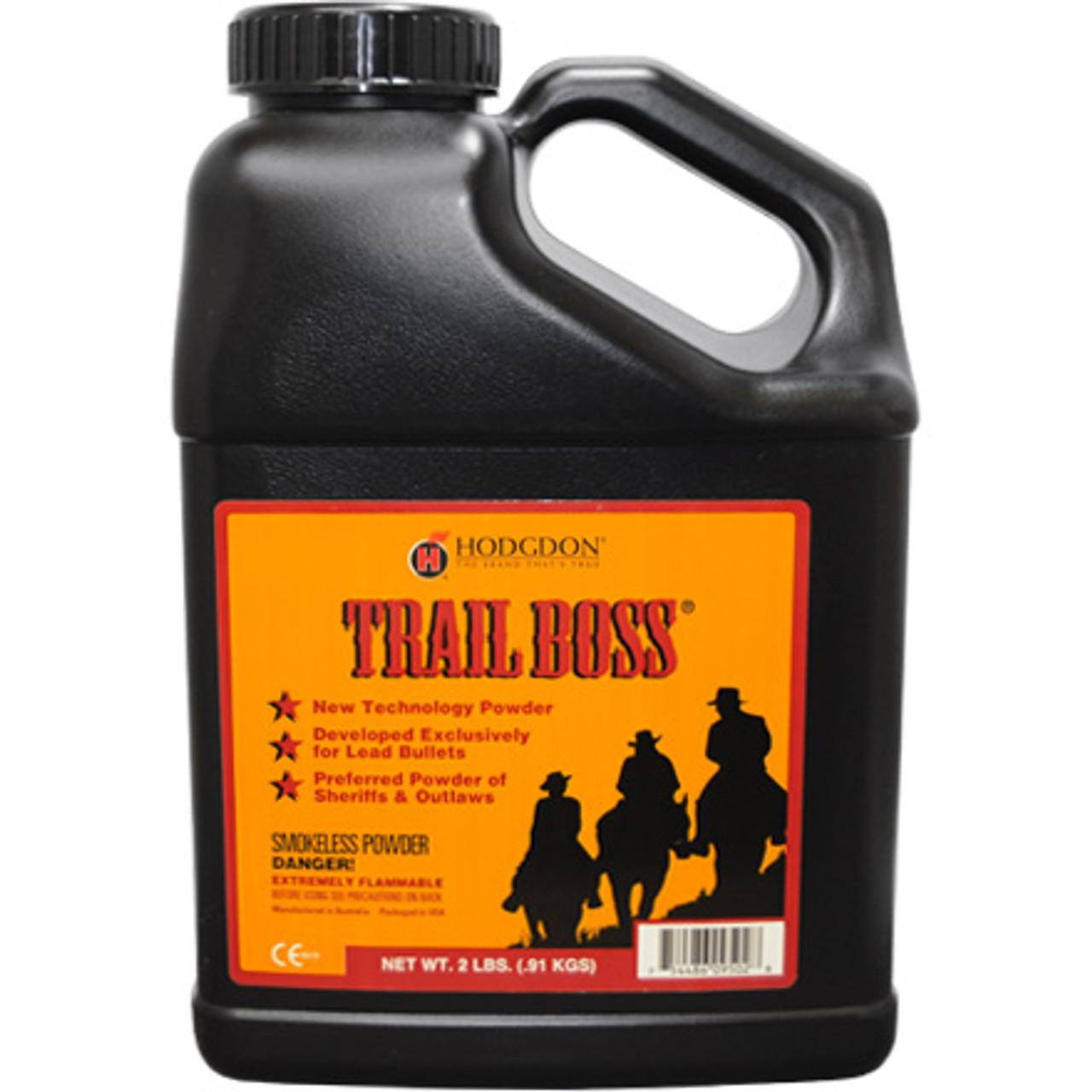 Hodgdon Trail Boss 5lb Smokeless Powder