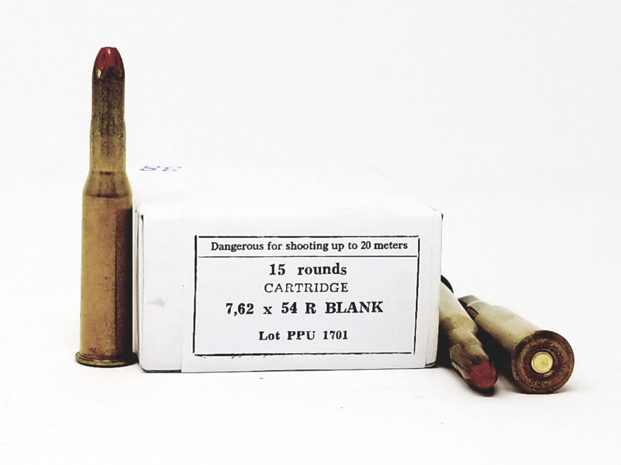 Russian 8mm Mauser Ammo