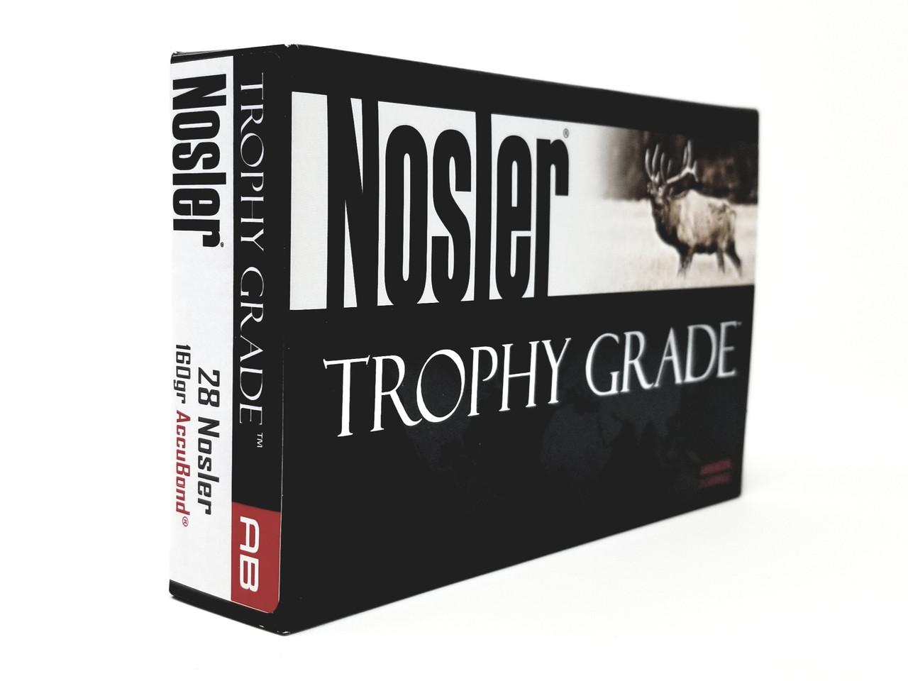 28 Nosler For Moose