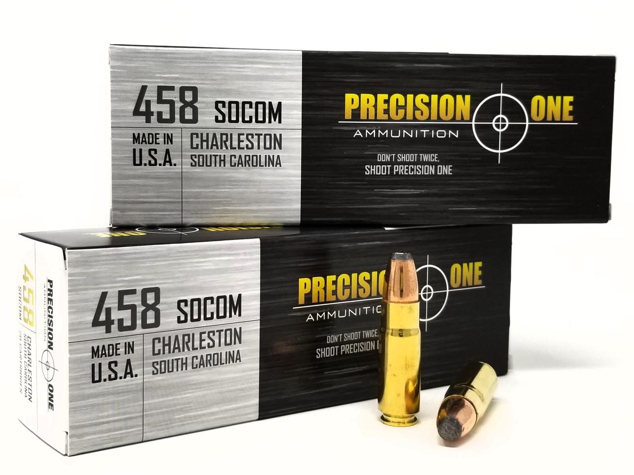 458 SOCOM Ammo