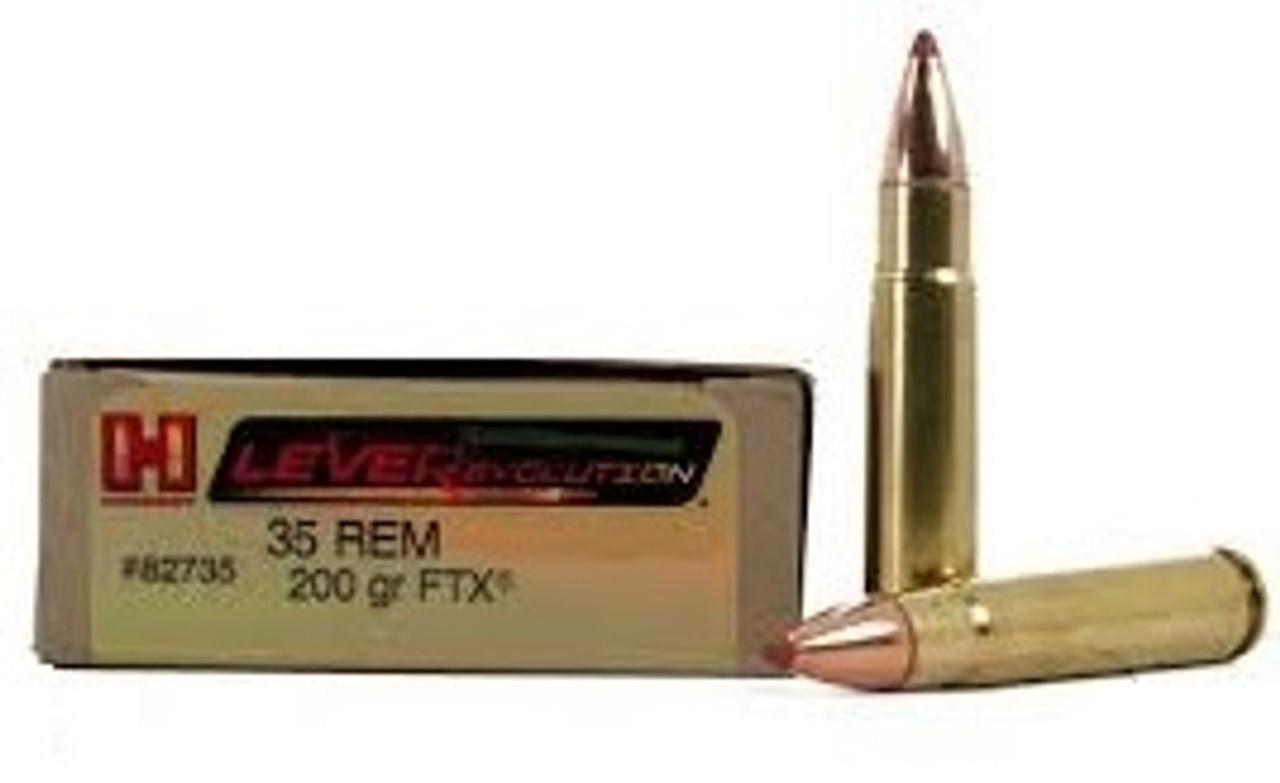 35 REM Ammo