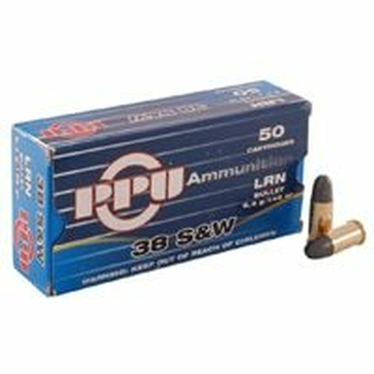 38 S&W Ammo