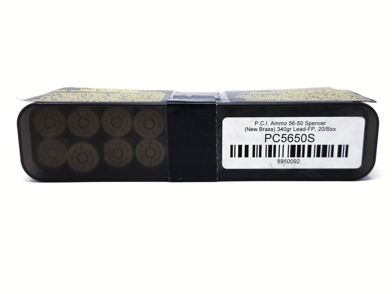 56-50 Spencer Ammo