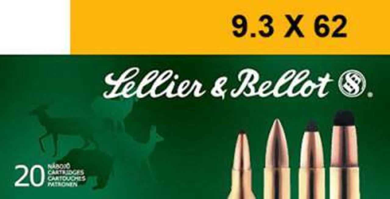 9.3x62mm Ammo