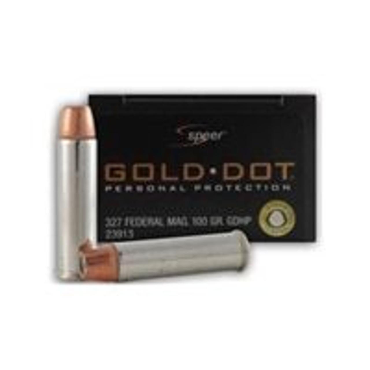 327 Federal Mag Ammo