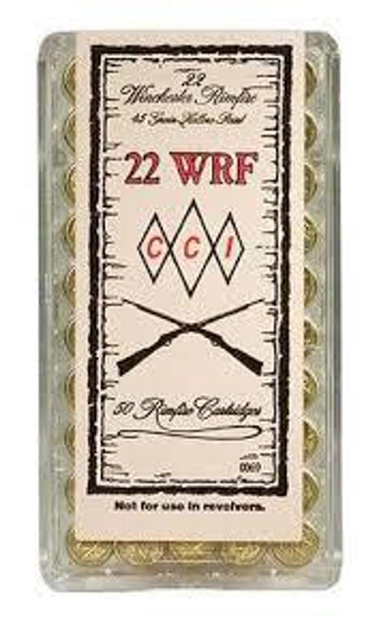 22 Win Rimfire Ammo