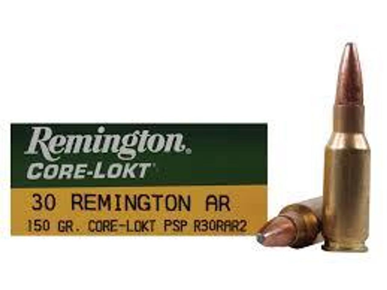 30 Rem AR Ammo