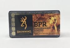 Browning 17 HMR Ammunition Performance Rimfire B195117050CASE 17 Grain BPR Polymer Tip Case 1000 Rounds