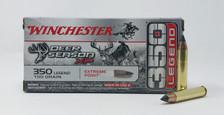 Winchester 350 Legend Ammunition X350DS Deer Season 150 Grain Extreme Point 20 Rounds
