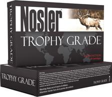 Nosler 7mm Rem Mag Ammunition 60033 140 Grain AB Soft Point 20 Rounds