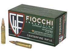 Fiocchi 223 Remington Ammunition 223B50 55 Grain Pointed Soft Point 50 Rounds