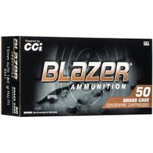CCI 10mm Ammunition Blazer 5221 180 Grain Full Metal Jacket 50 Rounds