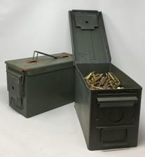 Stryker 223 Rem Ball Ammunition 55 Grain Full Metal Jacket CAN 1000 Rounds