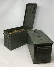 Stryker 5.56 Nato M855 Ammunition 62 Grain Steel Core Full Metal Jacket CAN 1000 Rounds