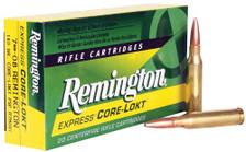 Remington 7mm-08 Rem Ammunition R7M081 140 Grain Soft Point 20 Rounds