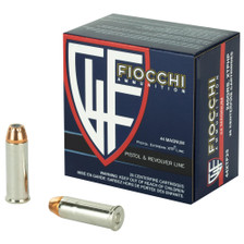Fiocchi Extrema 44 Rem Mag FI44XTP25 240 gr XTP Hollow Point 25 Rounds