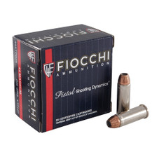 Fiocchi Extrema 44 Rem Mag FI44XTPB25 200 gr XTP Hollow Point 25 Rounds