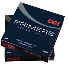 CCI Shot Shell Primers CCI0008  209 P-407 Brick 1000 Pieces