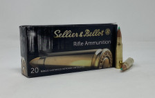 Sellier & Bellot 6.8mm Rem SPC Ammunition SB68B 110 Grain Ballistic Tip 20 Rounds