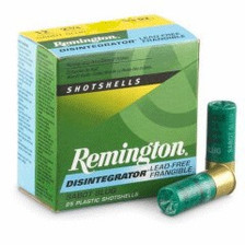 "Remington 12 Gauge Ammunition LF12B00 2-3/4"" 00 Buck 8 Pellets 25 Rounds"