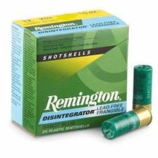 """Remington 12 Gauge Ammunition LF12B00 2-3/4"""" 00 Buck 8 Pellets CASE 250 Rounds"""