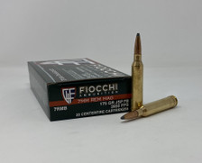 Fiocchi 7mm Rem Mag Ammunition FI7RMB 175 Grain Jacketed Soft Point FB 20 Rounds