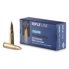 PPU 7.62x39 Ammunition PP76239F 123 Grain Full Metal Jacket 20 Rounds