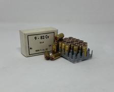 Sellier & Bellot 9x18mm Makarov (NOT LUGER) BLANK Ammunition SB918BLANK BLANK 24 Rounds