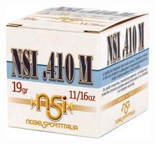 """Nobel Sport Italia .410 Bore Ammunition ANS4139CASE 3"""" 9 Shot 11/16 oz CASE 250 Rounds"""