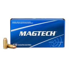 Magtech 40 S&W Ammunition MT40PS 180 Grain Full Metal Jacket 50 Rounds