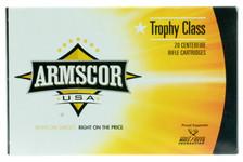 Armscor 300 WSM Ammunition FAC300WSM165 165 Grain AccuBond Ballistic Tip 20 Rounds