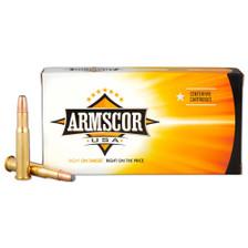 Armscor 30-30 Win Ammunition FAC3030 170 Grain Flat Point 20 Rounds